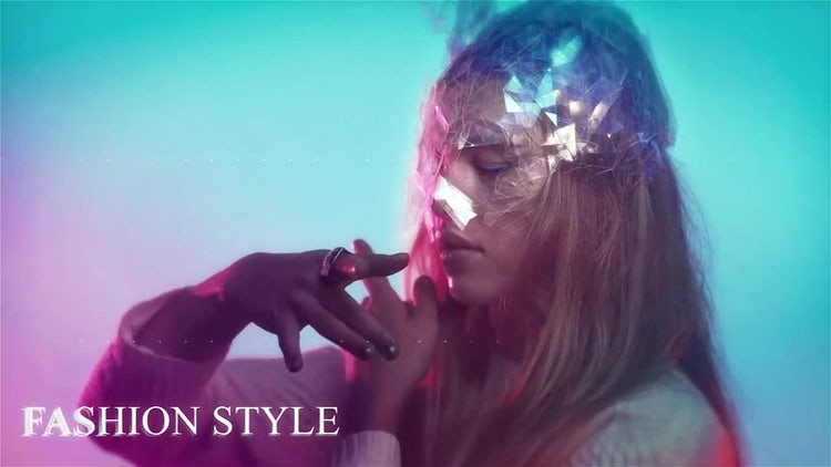 Fashion Presentation Slideshow: After Effects Templates