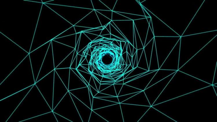 Tunnel Plex: Stock Motion Graphics