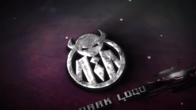 Dark Logo: After Effects Templates