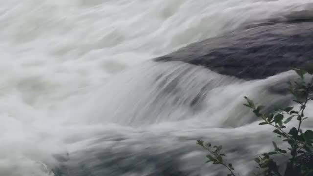 Whitewater River: Stock Video