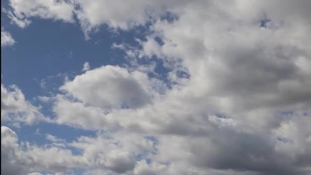 Clouds Time Lapse: Stock Video