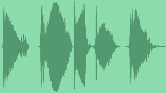 Bass Drop Pack: Sound Effects