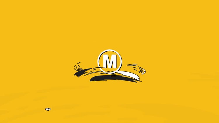 Classic 2D Animation Logo Reveal: DaVinci Resolve Templates