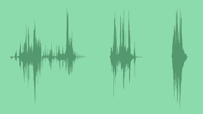 The Glitch Logo: Sound Effects