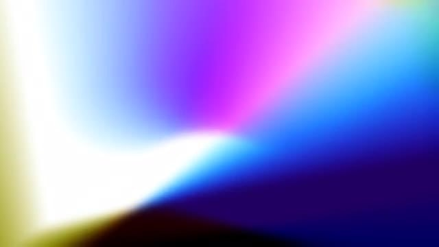 Light Chromatic 4K  Background Loop: Stock Motion Graphics