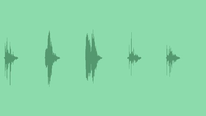 Modal Interrogation: Sound Effects