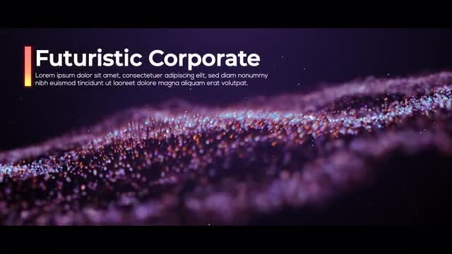 Futuristic Titles: After Effects Templates