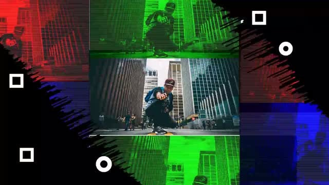 Dubstep Logo(Opener): After Effects Templates