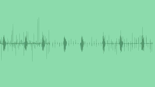 Mechanical Clock Ticking Loop: Sound Effects