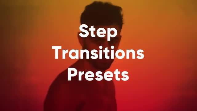 Step Presets: Premiere Pro Presets