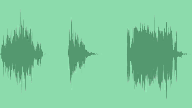 Demon Snarls Melodic Moan: Sound Effects