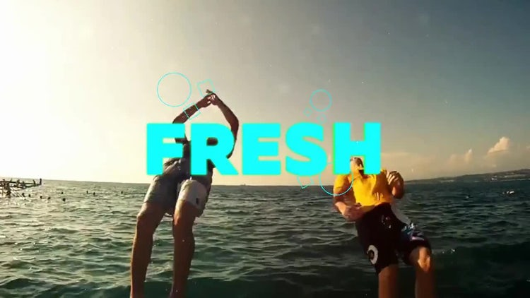 Summer Quick Logo: After Effects Templates