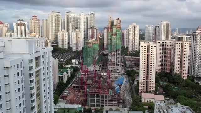 Time Lapse Of Kuala Lumpur: Stock Video