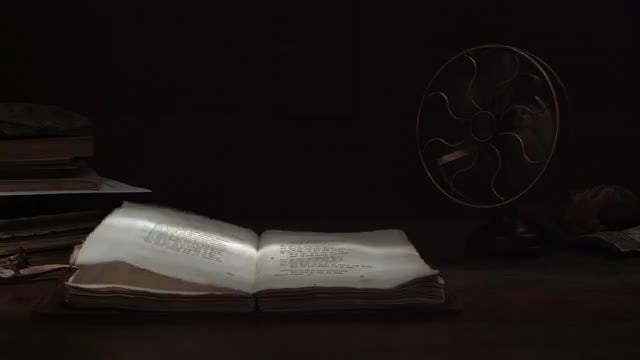 Mystery Book: Stock Video