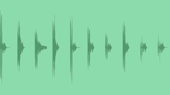 Infographic Notification: Sound Effects