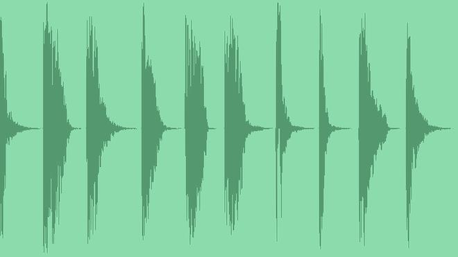 Cinematic Dark Impacts: Sound Effects