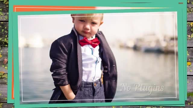 Kids Gallery: Premiere Pro Templates