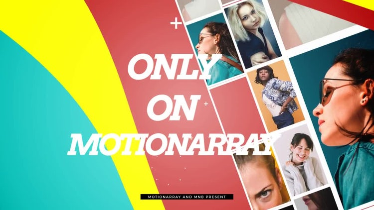 Style Slidehow: After Effects Templates