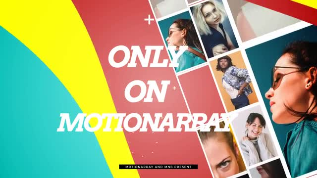Style Slidehow - After Effects 128550