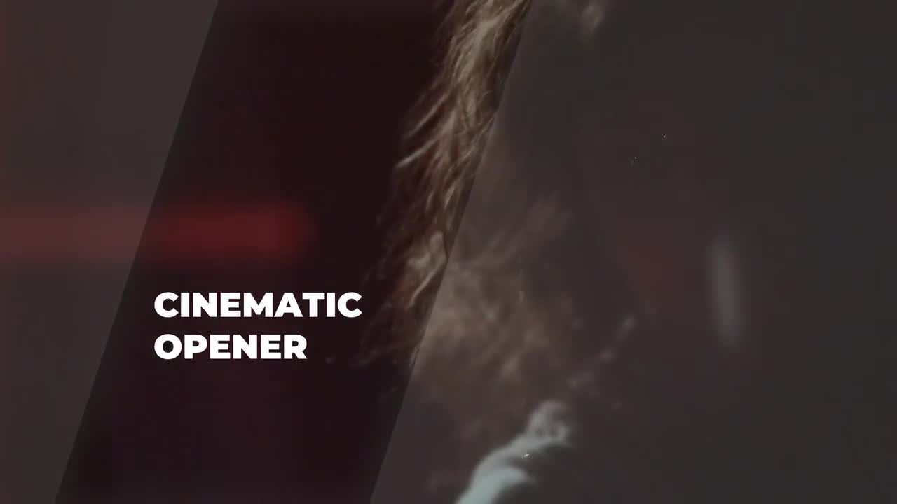 Cinematic Opener 128552 + Music
