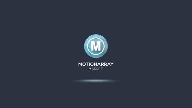 Clean Shape Logo: After Effects Templates