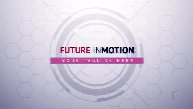 Future IN Motion: After Effects Templates