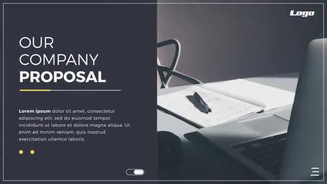 Stylish Corporate Promo: After Effects Templates