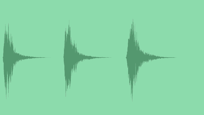 Deep Sound Intro Transition: Sound Effects