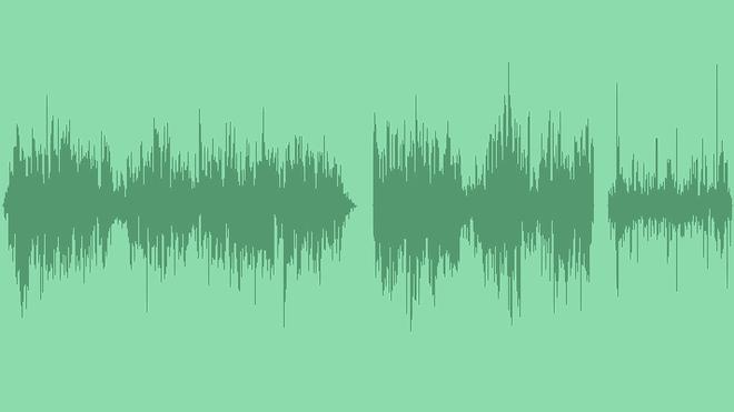 Alien Radio Wave Static: Sound Effects