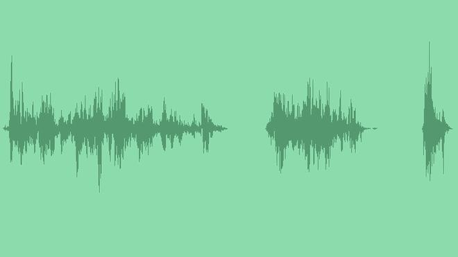 Leaf Pile Crawl: Sound Effects