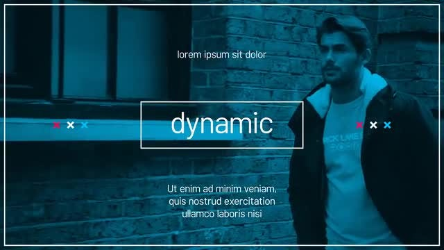 Minimal Short Promo: After Effects Templates