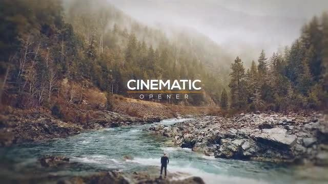 Epic Cinematic Opener: After Effects Templates