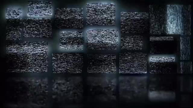 Creepy TV Noise: Stock Motion Graphics