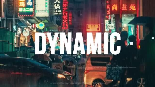 Urban Hip-Hop Opener: DaVinci Resolve Templates