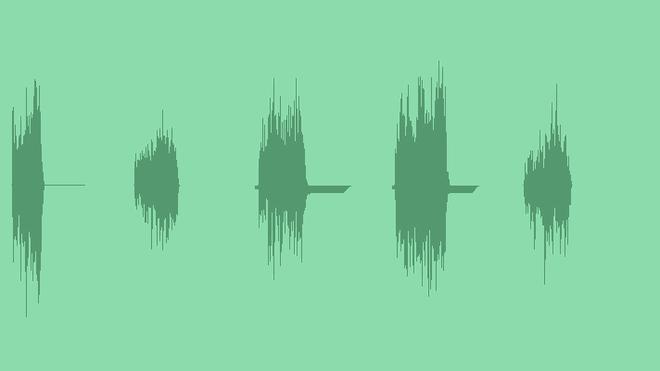 Drills Scifi: Sound Effects