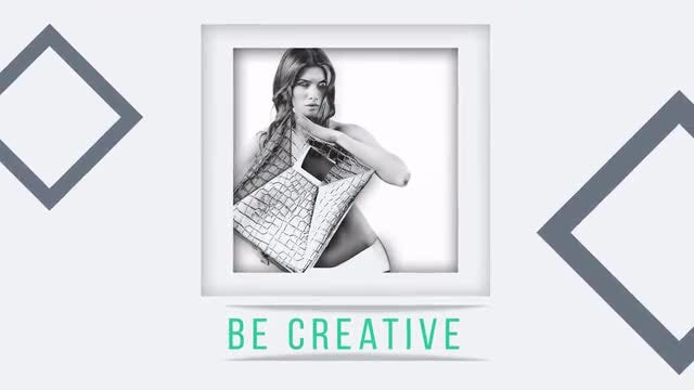 In Split - Fashion slideshow: After Effects Templates
