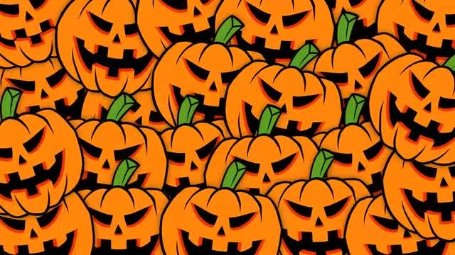 Pumpkin Transitions: Motion Graphics Templates