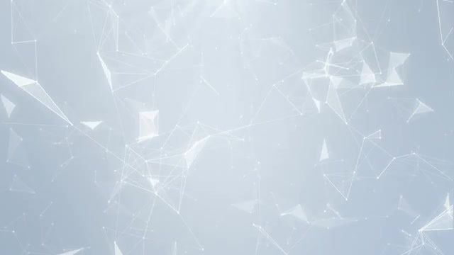 Light And Clean Plexus Background: Stock Motion Graphics