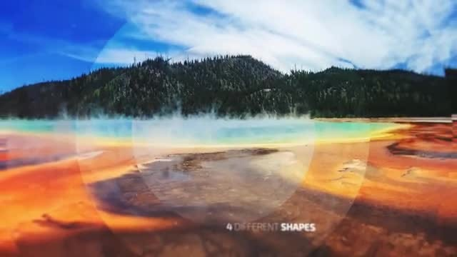 Parallax Slides: After Effects Templates