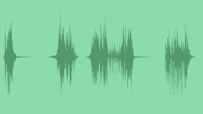 Glitch Distortion Intro Logo SFX: Sound Effects