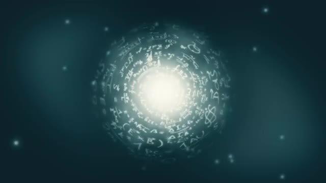 Cosmic Formula: Stock Motion Graphics