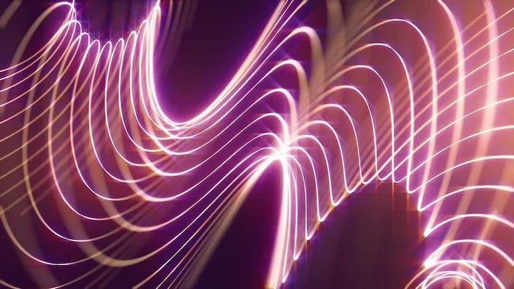 Line Spiral: Motion Graphics