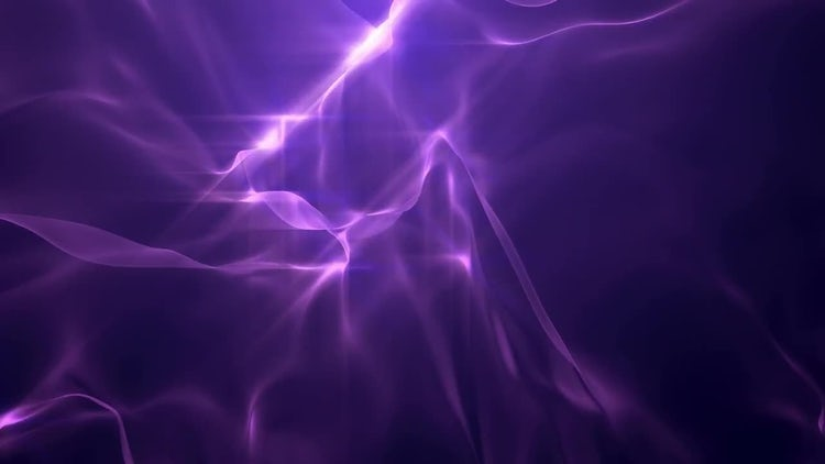 Purple Flow: Motion Graphics