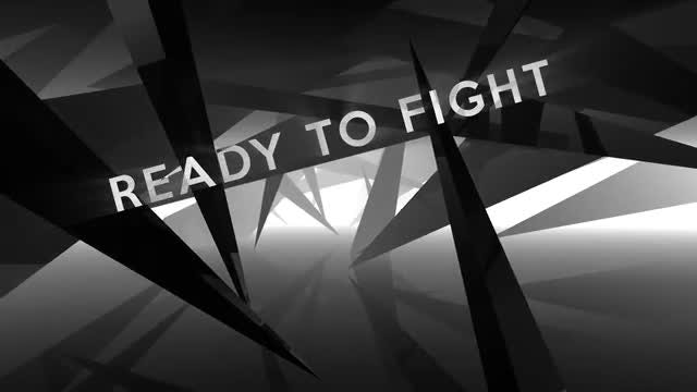 Epic texts Intro Fear Hall: After Effects Templates