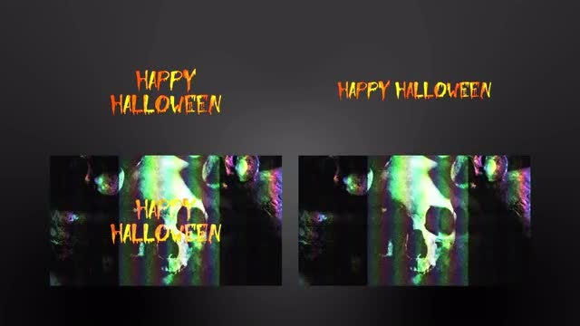 Halloween Background Pack: Stock Motion Graphics