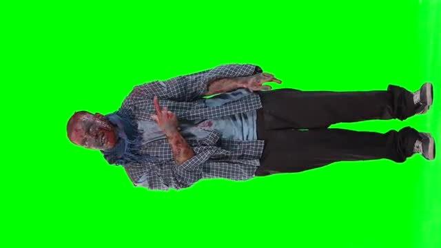 Dancing Zombie: Stock Video
