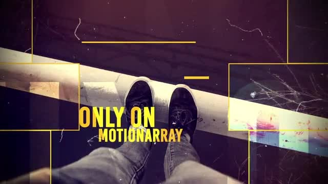 Motivational Opener: After Effects Templates