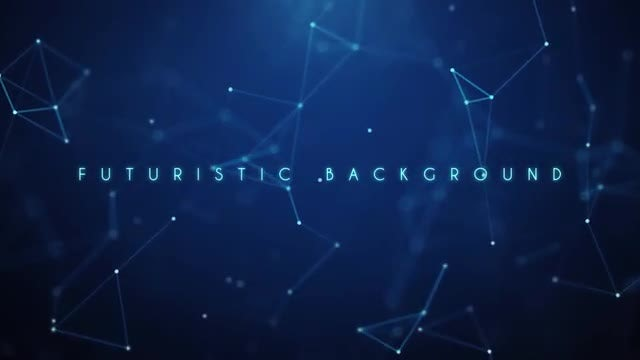 Futuristic Background: Motion Graphics Templates