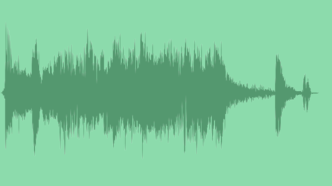 Calm Logo: Royalty Free Music