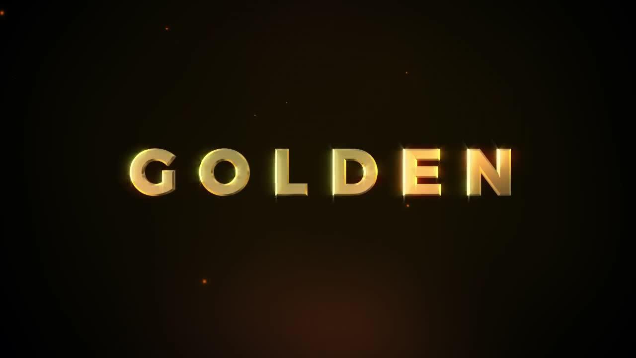 Golden Titles 131317 + Music